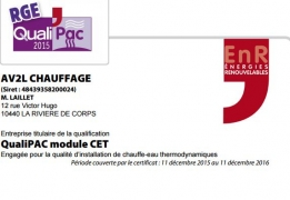 QualiPAC module CET
