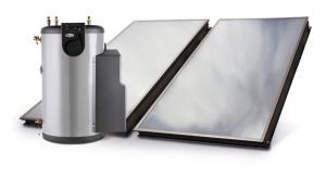 DS matic DUO Solaire pour l'eau chaude  avec relève chaudière