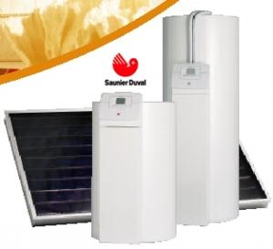 HelioSet 150 / 250 / 350 solaire pour l'eau chaude